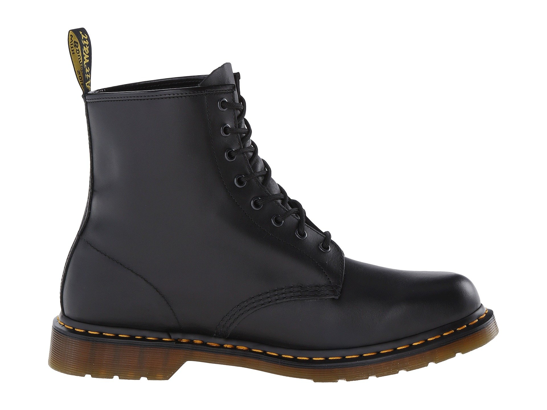 1460 Martens Leather Nappa Black Dr BUfwC