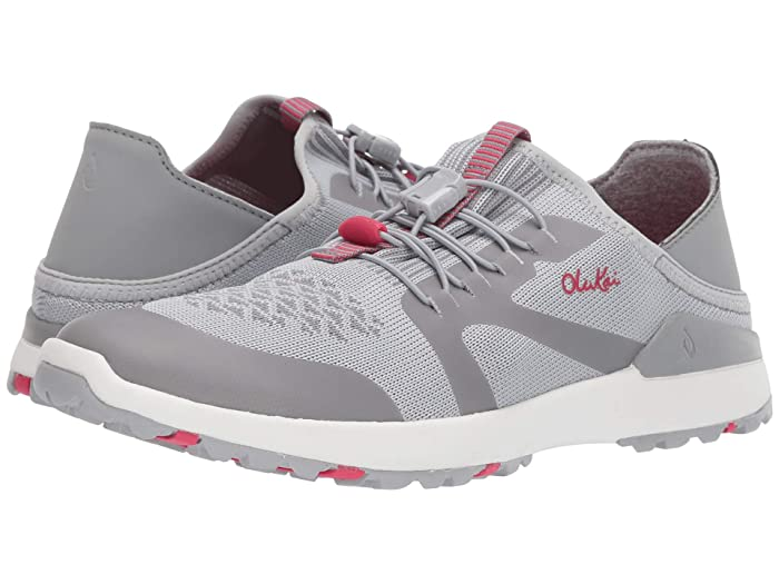 Miki Trainer  Shoes (Pale Grey/Poi) Women's Shoes