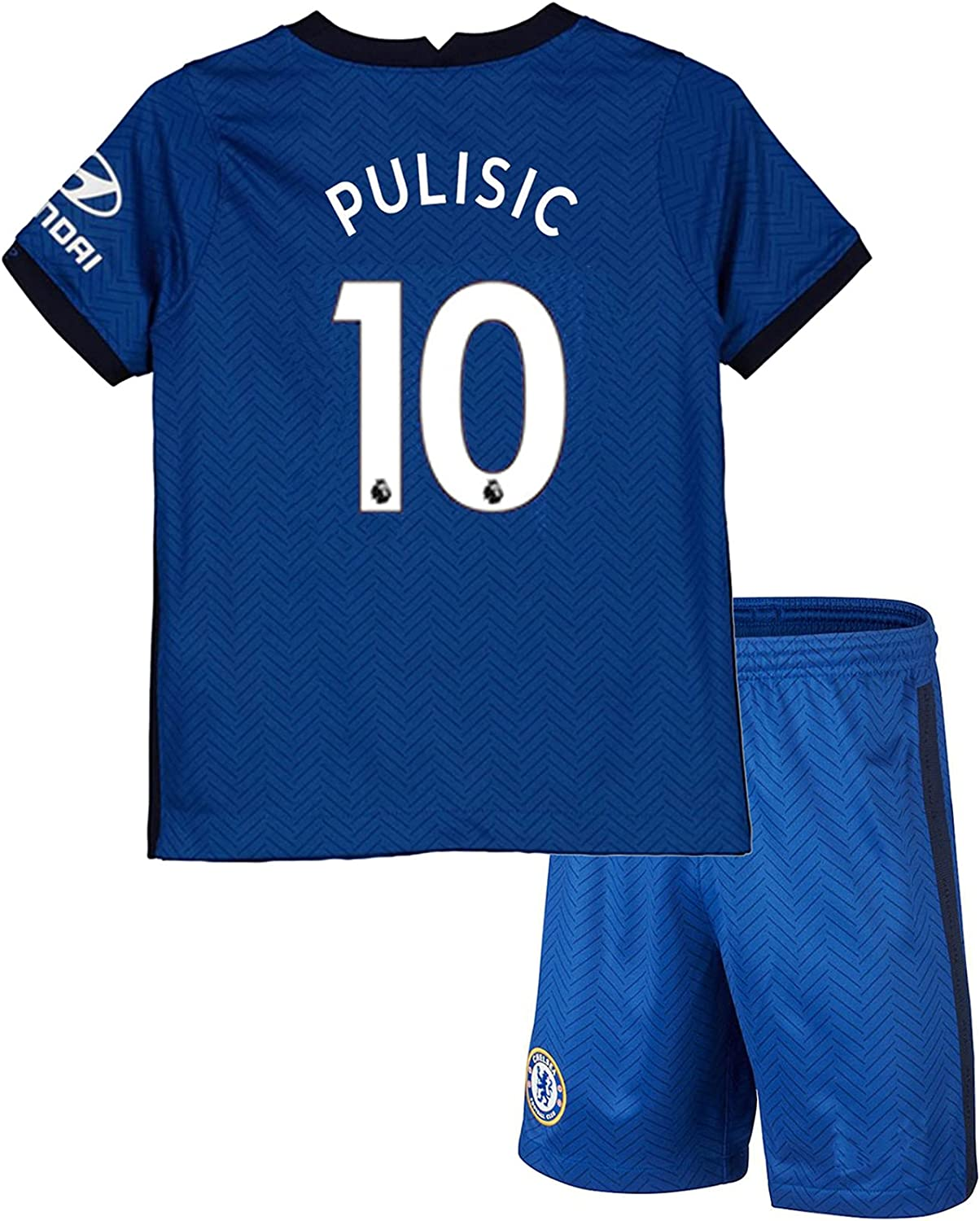 KUHSEDG High quality 100% quality warranty! new Pulisic Home 2020 2021 New Soccer FC Youths Kids Season