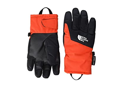 The North Face Kids DryVenttm Gloves (Little Kids/Big Kids) (Fiery Red) Ski Gloves