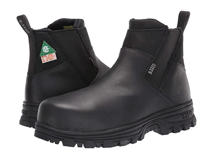 5.11 Tactical  Company 3.0 Carbon Tac (Black) Mens Shoes