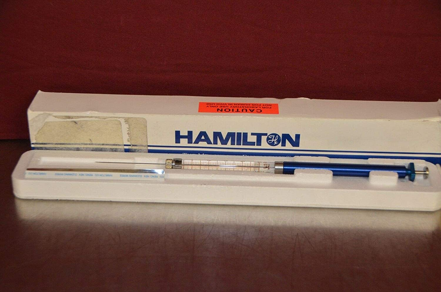 labtechsales Limited Special Price Ranking TOP2 Hamilton 1802RN 1800 Series uL Removabl 25 GASTIGHT