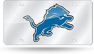 Best detroit lions front license plate Reviews