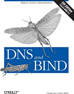 DNS and BIND (5th Edition)