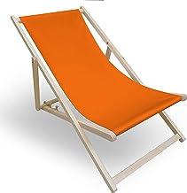 Składany LEŻAK drewniany 3 stopnie Regulacji z drewna bukowego ogrodowy plażowy Krzesło relaksacyjne składane na plażę do ...
