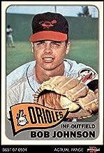 1965 Topps # 363 Bob Johnson Baltimore Orioles (Baseball Card) Dean's Cards 7 - NM Orioles Tennessee