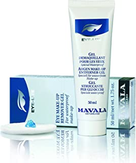 Mavala Eye Waterproof Make-Up Remover Gel 50ml