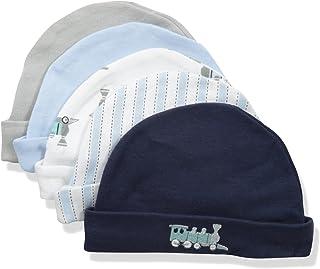 Luvable Friends Unisex Baby Cotton Caps
