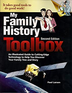 My Family History Toolbox