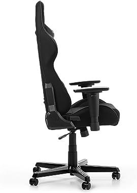 DXRacer (l'original) Formula F11 Chaise Gaming, Tissu, Noir, 145-180 cm