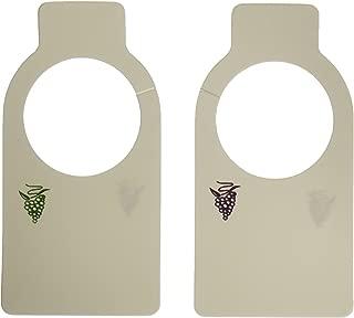 Wine Spectator Bottle Tags Reusable (250)| #7502