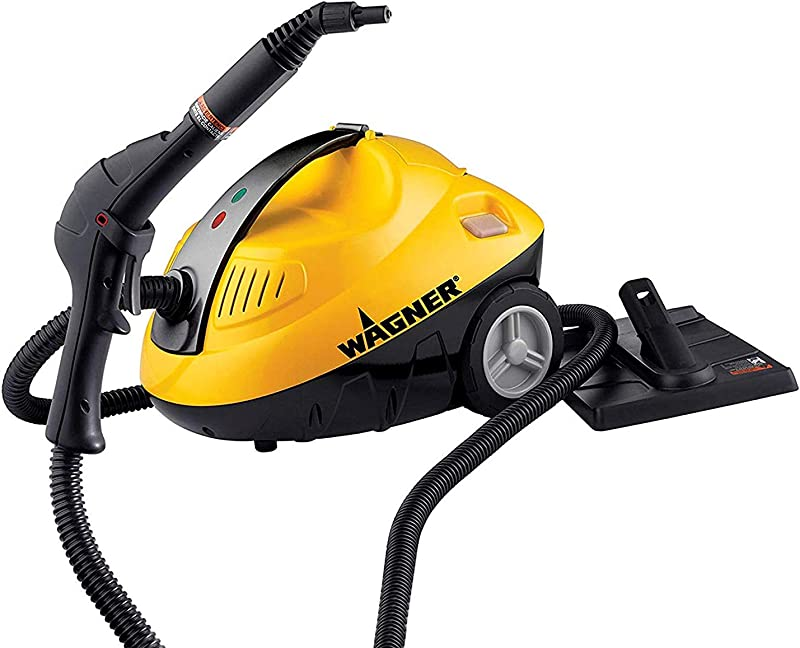 Wagner Spraytech Wagner 0282014 915 On Demand Steam Cleaner 120 Volts 1 Pack Yellow