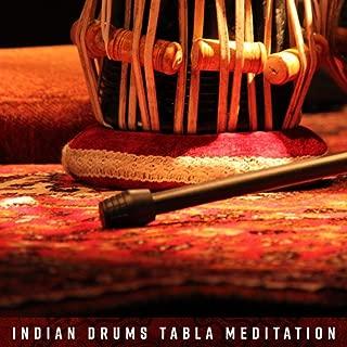 Indian Drums Tabla Meditation - Positive Energy, Sahaja Yoga, Relaxing Sitar & Tanpura, Healing Music