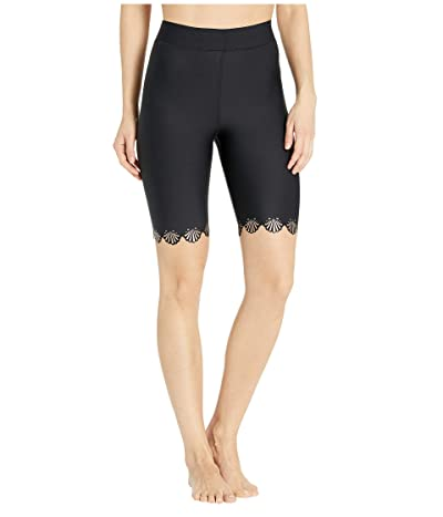 Ultracor Aero Siren Shorts (Nero/Brushed Rose) Women