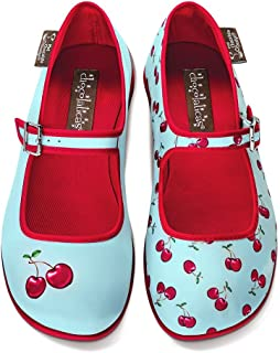 Hot Chocolate Design Chocolaticas Cherry Women's Mary Jane Flat