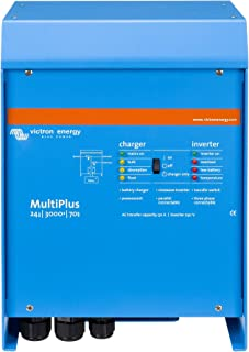 Victron Energy MultiPlus 3000VA 24-Volt Pure Sine Wave Inverter 70 amp Battery Charger, UL-Certified
