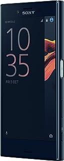 Sony Xperia X Compact Smartphone, 4.6 Pollici, 32 GB Memoria, Android 6.0, Nero (Universe Black) [Versione Germania]