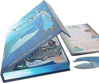 My Felt Story - Yona, Jona and The Whale, Felt Set & Story