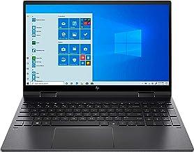 "2020 HP Envy x360 2-in-1 Laptop Computer, 15.6"" FHD Touchscreen, Hexa-Core AMD Ryzen 5 4500U(Beats i5-1035G1), 16GB DDR4, ..."