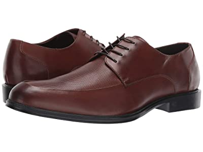 Kenneth Cole Reaction Zac Lace-Up E (Cognac) Men