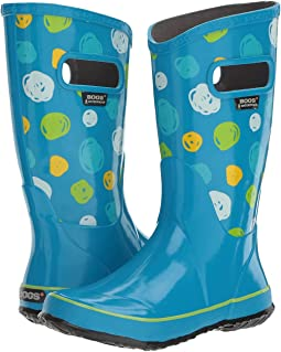 Sketched Dots Rain Boot (Toddler/Little Kid/Big Kid)