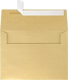gold 5x7 envelopes