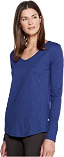 Toad&Co Marley LS Tee - Women's Mariner Blue Small