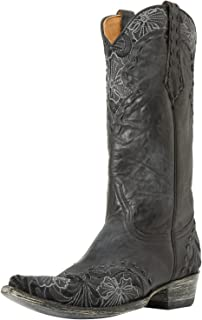 Old Gringo Erin Black Womens Boots L640-9
