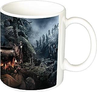 MasTazas El Hobbit La Desolacion De Smaug The Desolation of Smaug A Taza Ceramica