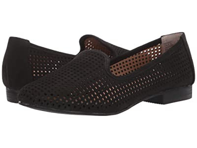 Me Too Yale (Black Punched Nubuck) Women