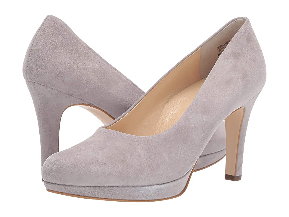ecb9aeab3a Paul Green Sabrina Pump (Cloud Suede) Women