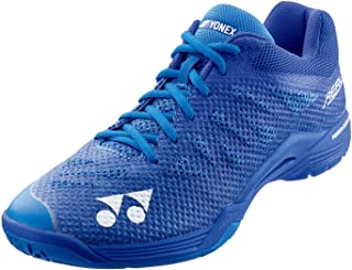 YONEX Power Cushion Aerus 3 Mens Indoor Court Shoe (Blue) (11)