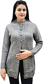 Matelco Women's Wool Cardigan