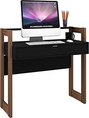 OneSpace Rockport Computer Desk, Black