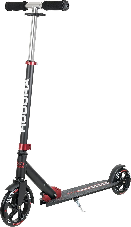 Hudora Bold Wheel Patinete, Unisex Adulto