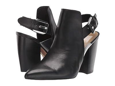 Dolce Vita Franky (Black Leather) Women