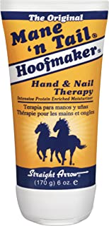 Mane N Tail Hoofmaker 6 Ounce Hand & Nail Therapy (177ml) (6 Pack)
