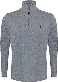 Men's Big and Tall Estate Rib Half-Zip Pullover sweatshirt