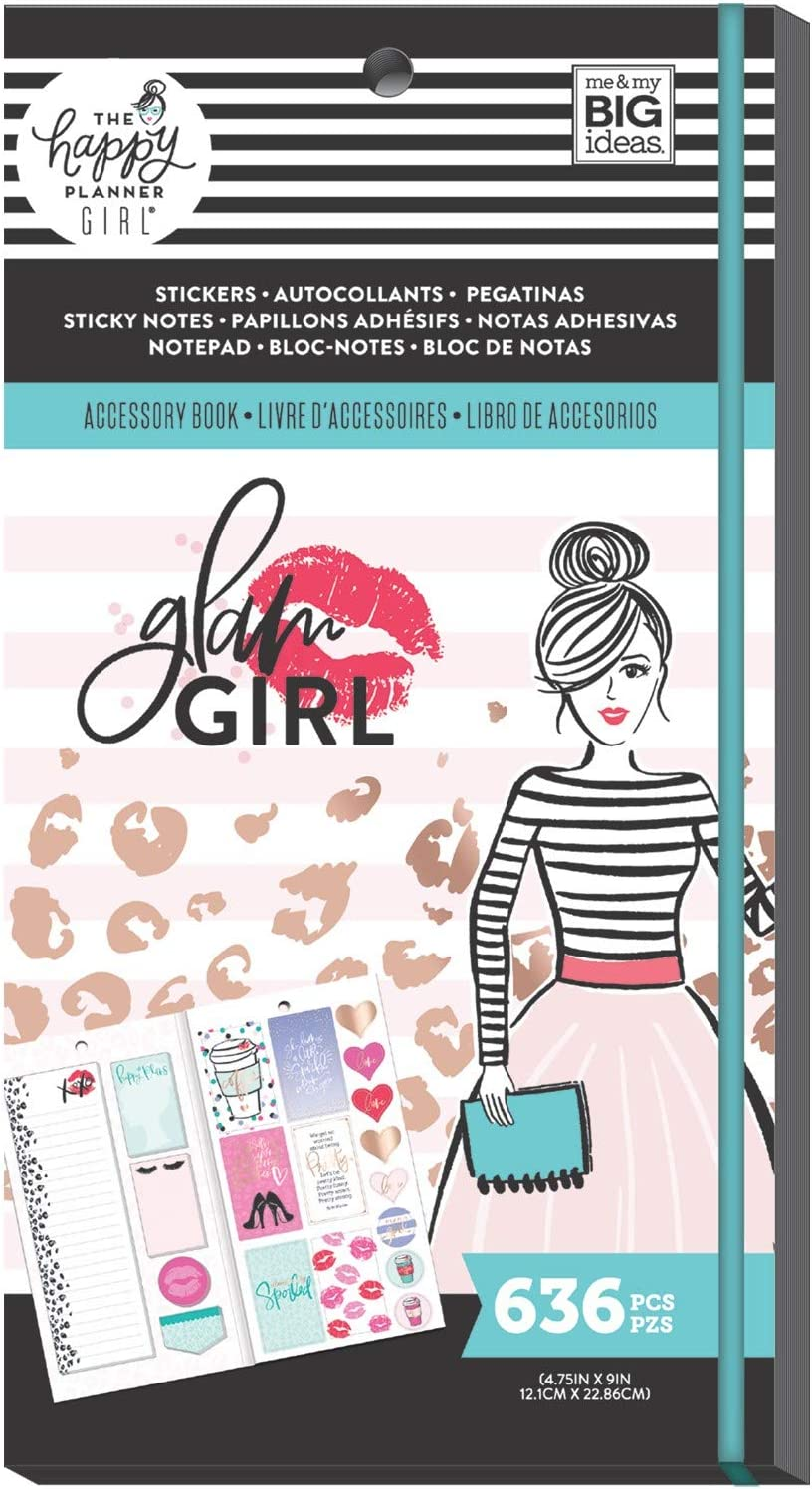 me my BIG shop ideas Accessory Book The Happy Scra Bundle Sacramento Mall Planner -