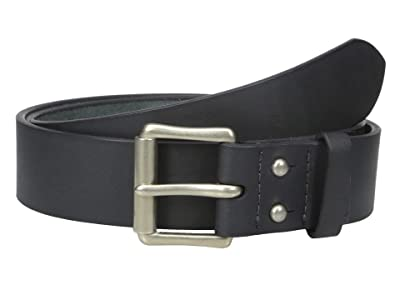 Red Wing Heritage 1 1/2 Pioneer Leather Belt (Black) Men