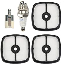 Buckbock Air Filter Repower Tune-Up Kit for Echo 90074 90152 SRM-211 SRM210 SRM225 SRM211 GT200 GT225 GT201 PB200 Trimmer Blower Echo 90152Y