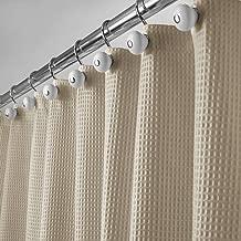 Best tan fabric shower curtain Reviews