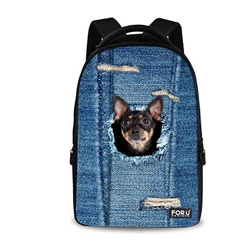 f30cc552ed49f Chihuahua Backpack: Amazon.com