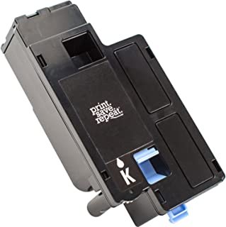 Print.Save.Repeat. Dell XKP2P Black Remanufactured Toner Cartridge for 1250, 1350, 1355, C1760, C1765 [700 Pages]