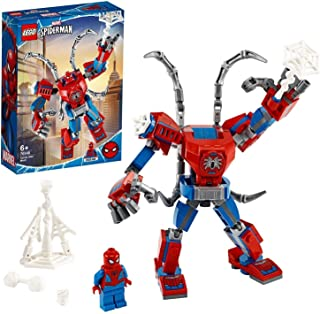 LEGO Super Heroes Spider-Man Mech for age 6+ years old 76146