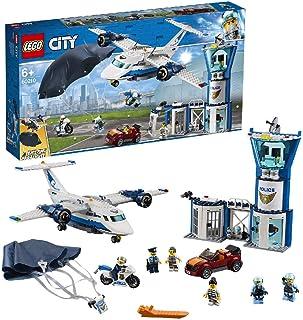 LEGO City Police - Policía Aérea: Base de Operaciones,
