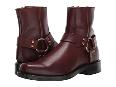 Frye Conway Harness (Brown) Men