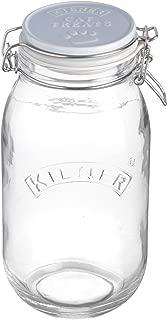 Kilner Cat Treats Glass Jar