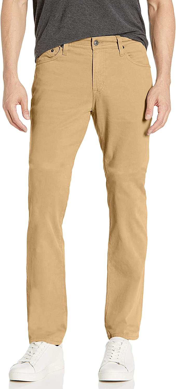 AG Popular overseas specialty shop Adriano Goldschmied Men's The Graduate Pant Leg Tailored Sud