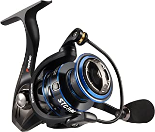 Piscifun Storm 6.2:1 Spinning Reel - High Speed Spin Reel - New 2018 Saltwater Freshwater Fishing Reels - 10+1 Shielded Ball Bearings - Super Affordable!